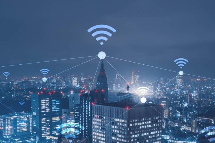 פתרונות תקשורת אלחוטית בחיון טכנולוגיות